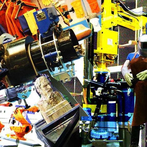 BIEMH II: En el pabellón de Robótica: Percepciones del contexto